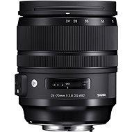 SIGMA 24-70mm F2.8 DG OS HSM ART pro Nikon - Objektiv