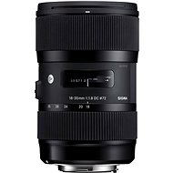 SIGMA 18-35 mm F1,8 DC HSM für Nikon ART