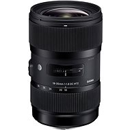 Sigma 18-35 mm F1.8 DC HSM for Pentax ART