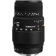 SIGMA 70-300mm F4.0-5.6 DG MACRO pre Sony