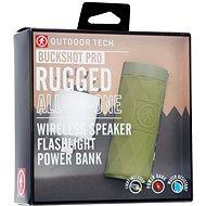 Outdoor Tech OT1351 Buckshot zelený