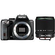 PENTAX K-S2 Black + 18-135WR