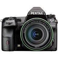 PENTAX K-3 II black + DA 18-135 WR