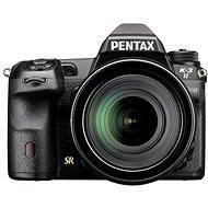 PENTAX K-3 II čierny + DA 16-85