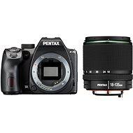 PENTAX K-70 + 18-135mm WR