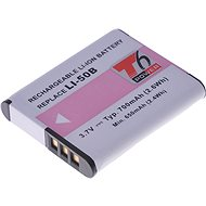 PENTAX T6 power PENTAX D-Li92, Olympus Li-50B - Náhradní baterie