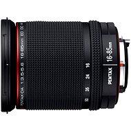 PENTAX DA 16-85 mm F3.5-5.6 ED WR DC
