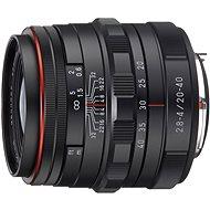 PENTAX HD DA 20-40mm F2.8-4 ED Limited DC WR - Objektiv
