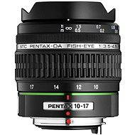 PENTAX smc DA fish-eye 10-17mm F3.5-4.5 ED (IF)