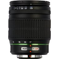 Smc PENTAX DA 17-70 mm F4 AL SDM