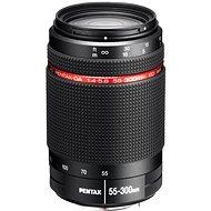 PENTAX HD DA 55-300mm f/4.5-5.8 ED WR - Objektiv