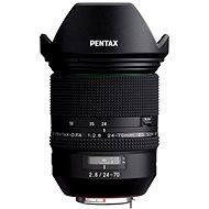 PENTAX HD D FA 24-70mm F2.8 ED SDM WR - Objektiv
