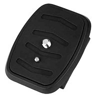 Hama Quick-release plate 60x50mm for tripods Star 61-63 - Accessory