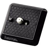Hama 43x43mm Quick-Release Plate for Gamma 71-79 tripods