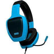 OZONE RAGE Z50 GLOW modrá - Sluchátka s mikrofonem