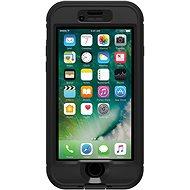 Lifeproof Nuud pre iPhone 7 - Black - Puzdro na mobilný telefón