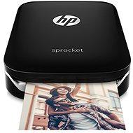 HP Sprocket Photo Printer černá