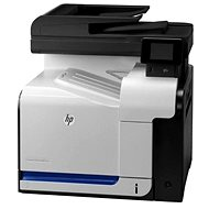 HP LaserJet Pro 500 Colour M570dw Wireless Multifunction Printer - Laser Printer