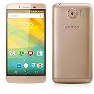 Prestigio Grace Z3 Gold - Mobilní telefon