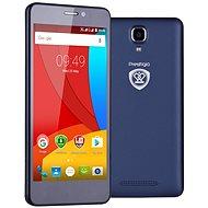 Prestigio MUZE K5 Blue - Mobilní telefon