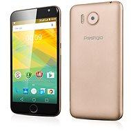 Prestigio Grace R7 Gold - Mobilný telefón