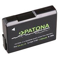 PATONA pre Nikon EN-EL14 1050mAh Li-Ion Premium - Náhradná batéria