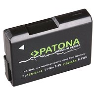 PATONA pro Nikon EN-EL14 1050mAh Li-Ion Premium - Náhradní baterie