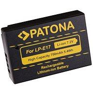 PATONA for Canon LP-E17 750mAh Li-Ion - Replacement Battery