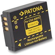 PATONA pro Panasonic S007E Li-Ion 1000mAh Li-Ion - Náhradní baterie