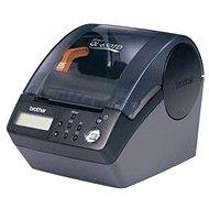 Brother QL-650TD - Öntapadó címke nyomtató