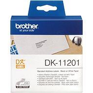 Brother DK-11201 - Papieretiketten