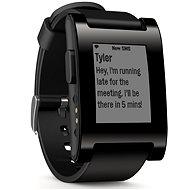 Inteligentné hodinky Pebble SmartWatch čierne