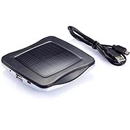 XD Design Window solar charger - silver