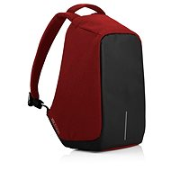 XD Design Bobby anti-theft red backpack 15.6