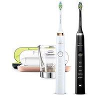 Philips Sonicare DiamondClean Black & Rosegold HX9392/39 - Electric Toothbrush