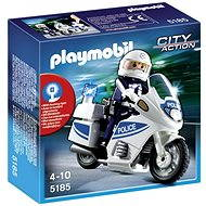 Playmobil City Action Police Motorbike