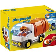 PLAYMOBIL 6774 1.2.3 Recycling Truck