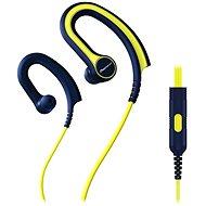 Pioneer SE-E711T-Y žlutá - Sluchátka s mikrofonem