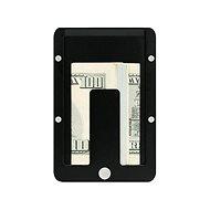 Pitaka MagWallet Aluminium Money Clip Black - Příslušenství