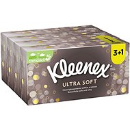 KLEENEX Ultra Soft Box (80pcs) 3 + 1 Gratis