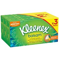 KLEENEX Balsam Dreibettzimmer Box (3x80ks)