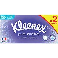 KLEENEX Sensitive box (72 ks) - Papírové kapesníky