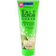 Freeman Telový peeling so soľou - guava 150 ml