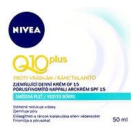 NIVEA Q10 Plus proti vráskám OF15 50 ml - smíšená pleť - Pleťový krém