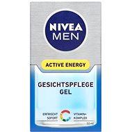 NIVEA Men Face Care gel Energy 50 ml - Pánský pleťový gel