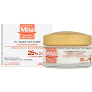 MIXA Extreme Nutrition vyživující krém 50 ml - Pleťový krém