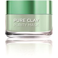 L'ORÉAL PARIS Skin Expert Pure Clay Purity Mask 50 ml - Pleťová maska