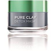 L'ORÉAL PARIS Skin Expert Pure Clay Detox Mask 50 ml - Pleťová maska