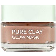 L'ORÉAL PARIS Skin Expert Pure Clay Glow Mask 50 ml - Pleťová maska