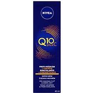 NIVEA Energizujicí Noční krém proti vráskám Q10plus C 40 ml - Pleťový krém